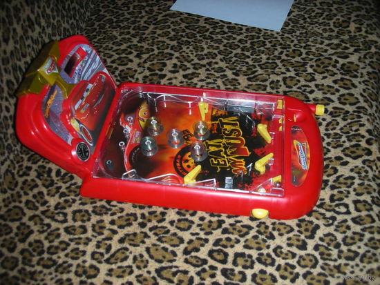 Большая электронная игра Disney Pixar Cars Electronic Pinball Game