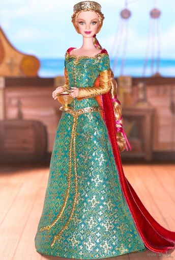 Кукла Барби/Barbie Spellbound Lover фирмы Mattel, серия Legends of Ireland, 1995 г., коллекционный выпуск.