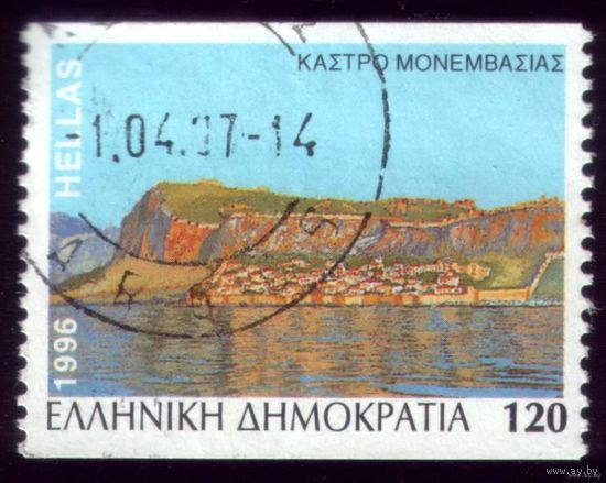 1 марка 1996 год Греция