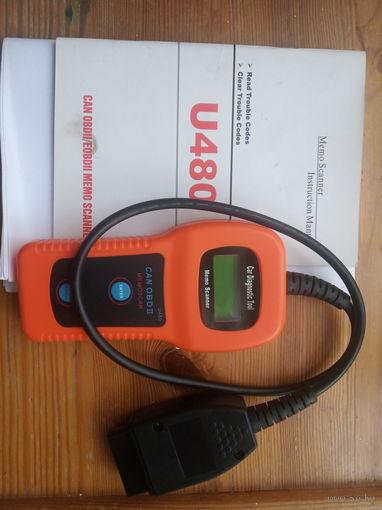 Диагностический сканер U480
